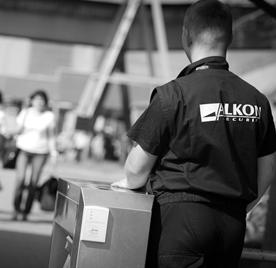 Witamy na stronie Firmy Alkon